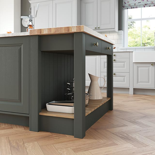 21 Beautiful Kitchen Islands And Mobile Island Benches: Bespoke Kitchens Designed & Installed