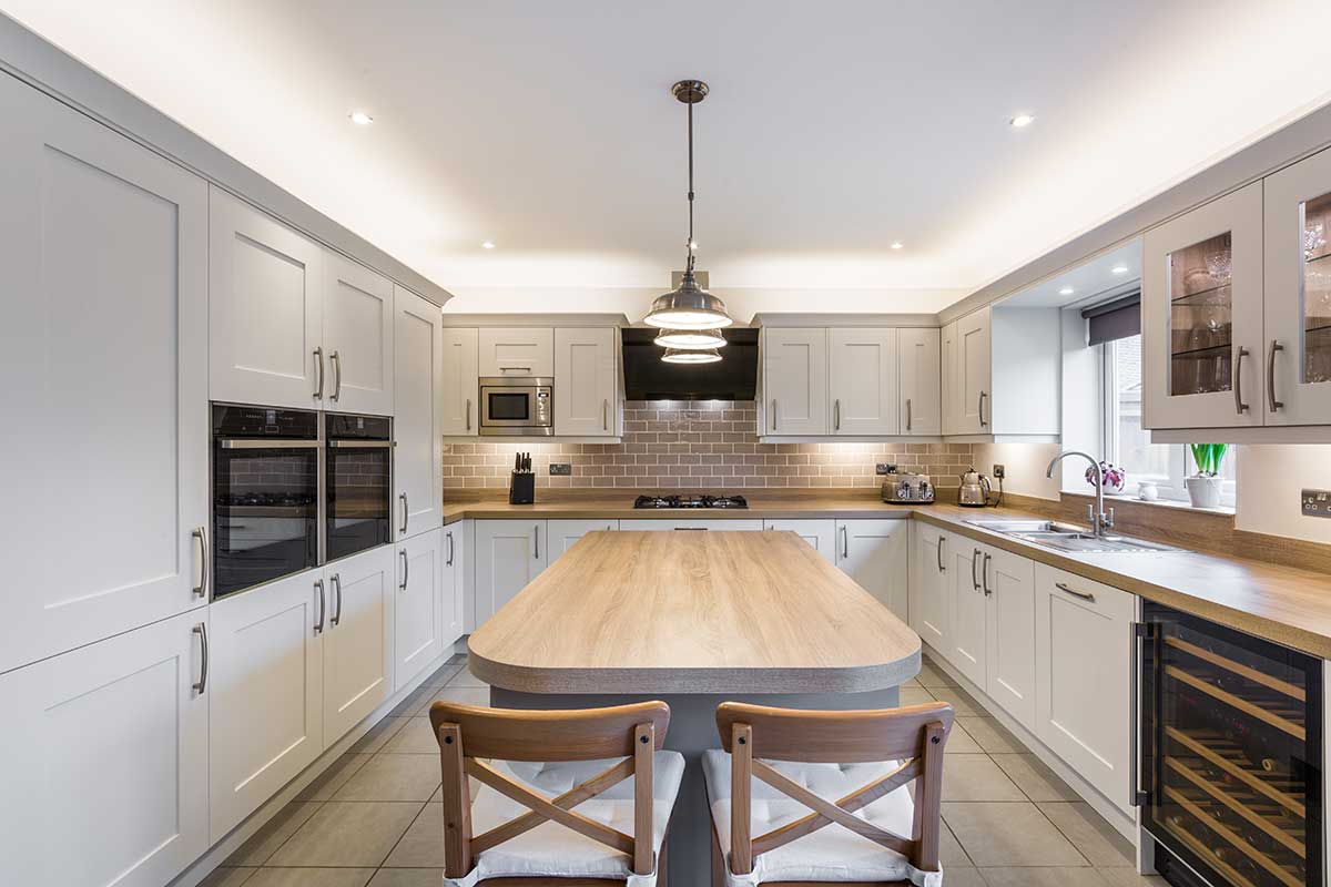 Classic Shaker Kitchen Surrey