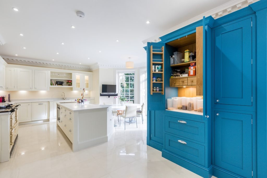 classic in-frame shaker kitchen