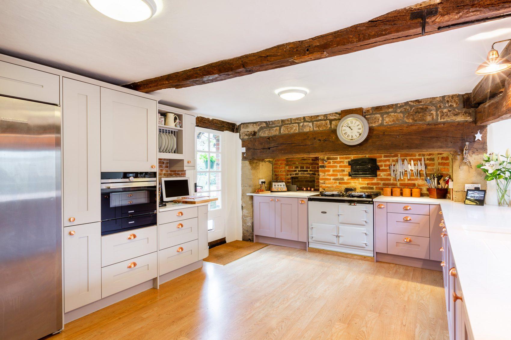 Big Kitchen Design - Period home - Kitchens Bespoke