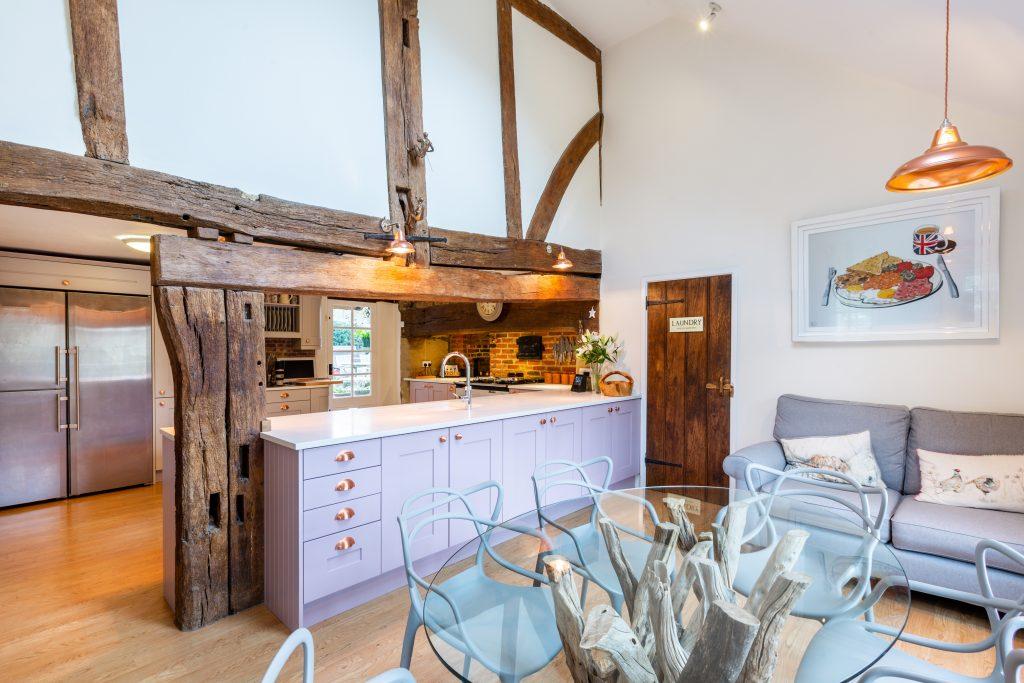Kitchens for period homes - Farmhouse kitchen
