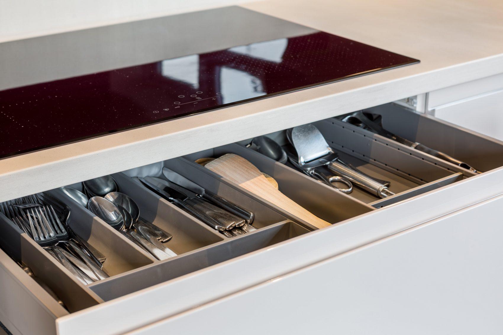 cutlery drawer insert