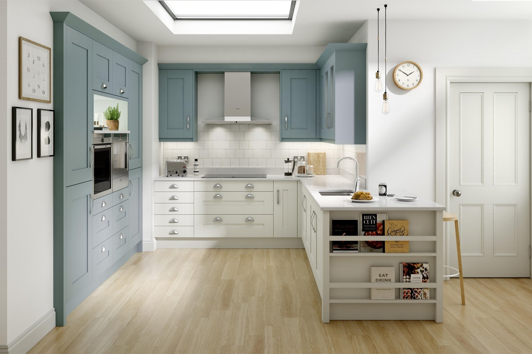 family friendly kitchen design