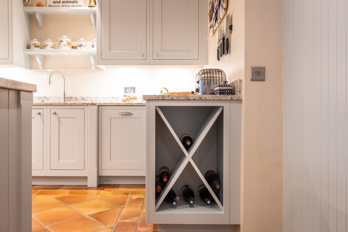 bespoke wine rack