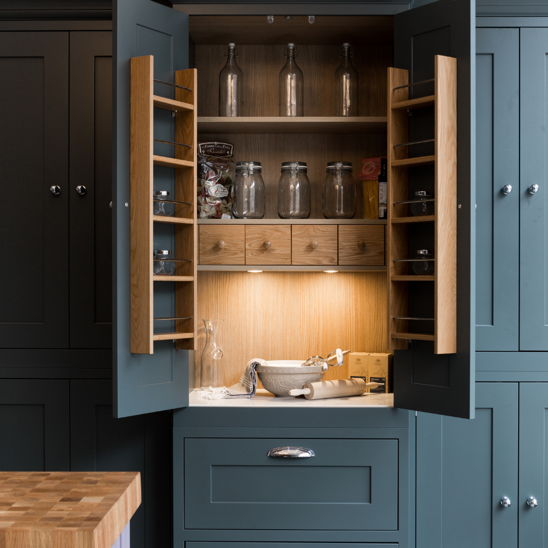 kitchens bespoke perfect pantry