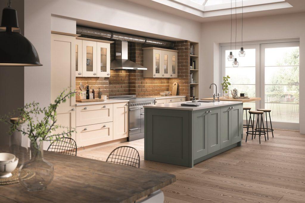 Open Plan Kitchen - Kitchens Bespoke
