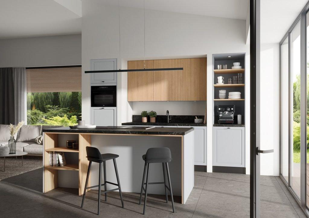 rotpunkt kitchen style