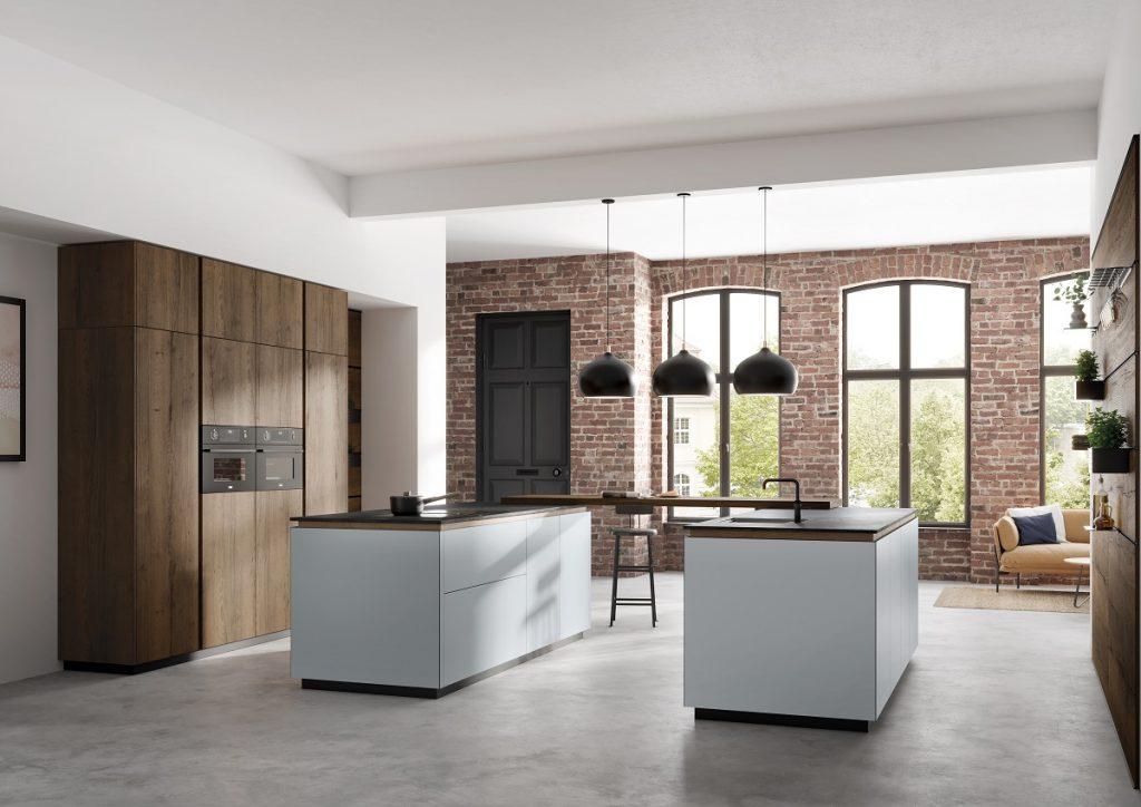contemporary german kitchen