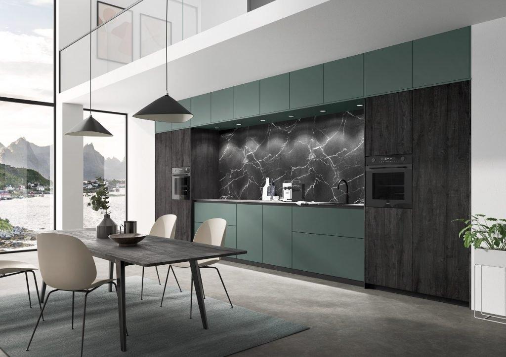 green rotpunkt kitchen